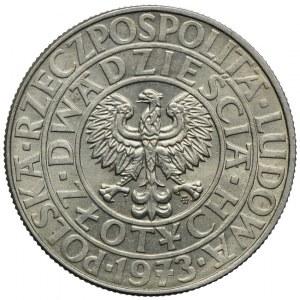 20 złotych 1973, Drzewko, PRÓBA