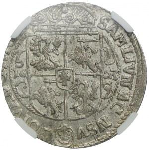 Zygmunt III Waza, ort 1623, Bydgoszcz, NGC MS62