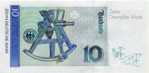 Niemcy, 10 marek 1993, seria YA