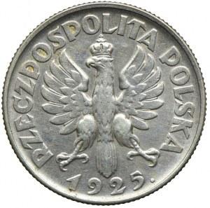 1 złoty 1925 Kobieta i kłosy, Londyn