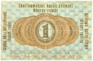 1 rubel 1916 Poznań, dłuższa wersja