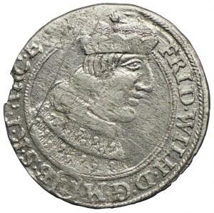 Niemcy, Brandenburgia-Prusy, Fryderyk Wilhelm, szóstak 1658, Królewiec