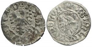 Kazimierz IV Jagiellończyk, 2x szeląg, Gdańsk