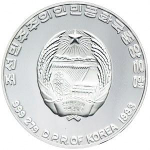 Korea Północna, 500 won 1993