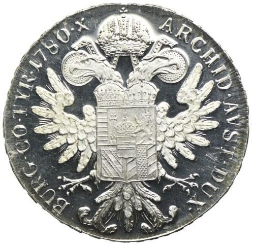 Austria, Maria Teresa, talar 1780 PROOF