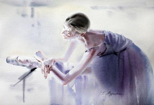 Tatiana Majewska, Baletnica - z serii Uchwycić Ruch