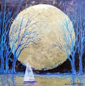 Mariola Świgulska, Księżycowa żegluga