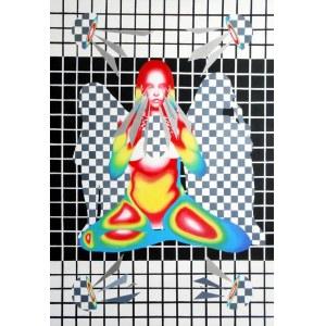 Agnieszka GIERA, Hidden Layer, 2016 r.