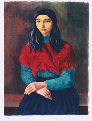Mojżesz Kisling (1891 - 1953), Dziewczyna z Maryslii
