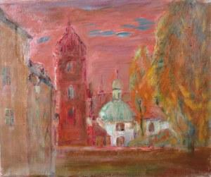 Henryk Krych (1905 - 1980), Kościół Marii na Nowym Mieście
