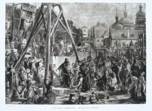 Jan Matejko (1838 - 1893), Powtórne zajęcie Rusi - bogactwa i oświata