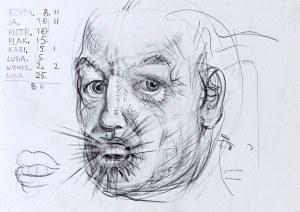 Franciszek Starowieyski, Autoportret