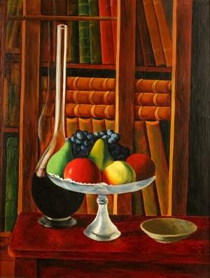 Mojżesz Kisling (1891 Kraków - 1953 Sanary-sur-Mer), Patera z owocami