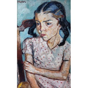 Mela Muter (1876 Warszawa - 1967 Paryż), Dziewczątko