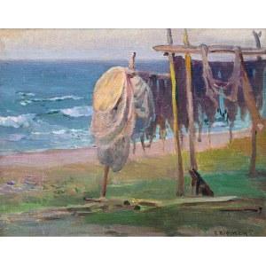 Teodor Ziomek (1874 Skierniewice-1937 Warszawa), Sieci rybackie