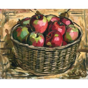Sławomir J. Siciński,Jabłka w koszyku