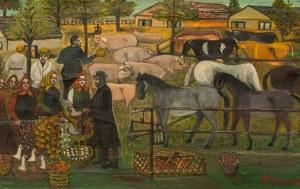 Maria Ignarska (1904-?), Bez tytułu, nd.
