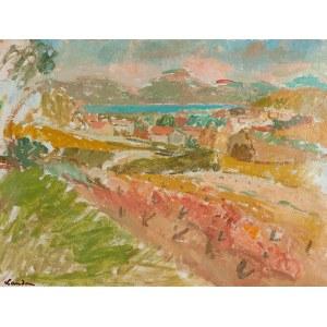 Zygmunt Landau (1898 Łódż - 1962 Tel Aviv), Pejzaż