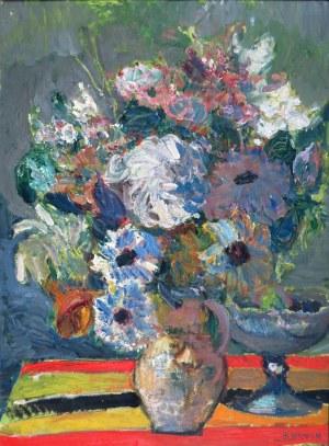 Henryk Krych (1905 - 1980), Kwiaty