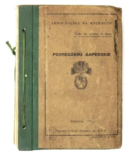 podręcznik saperski