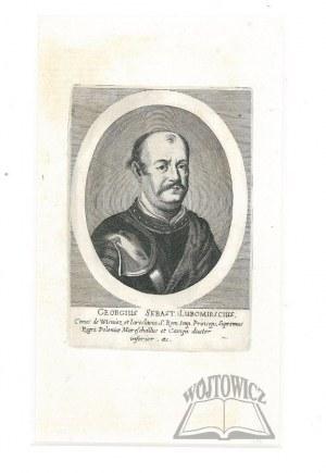 LUBOMIRSKI Jerzy Sebastian, hrabia na Wiśniczu (1616 - 1667), hetman polny koronny, marszałek wielki koronny, etc.