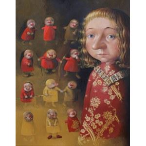 Katarzyna Słowiańska-Kucz, Autoportret, 2020