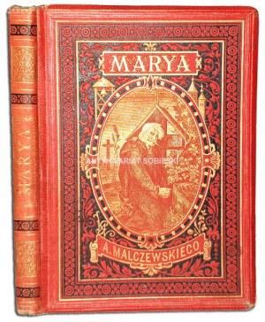 MALCZEWSKI- MARYA ilustracje Gersona OPRAWA