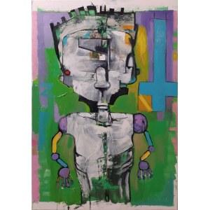 Piotr Gola - 21st Century Robot Man