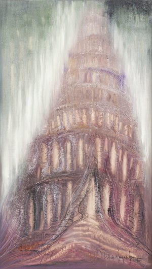 Mariola Świgulska, Wieża Babel, 2019