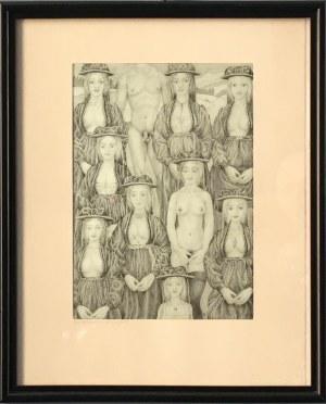 Dr.Hans-Peter Rasp [1930-2010 r.] Ciała obce w portrecie grupowym [org. Fremdkörper im Gruppenbild]