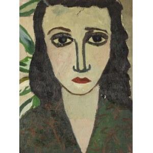 Arika Madeyska (1920 Warszawa - 2004 Paryż)