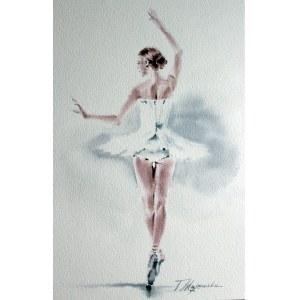 Tatiana Majewska, Baletnica, z serii: Uchwycić ruch, 2020