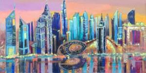 Magdalena Kurek, Odcienie piękna w Dubaju - miasta świateł, 2020