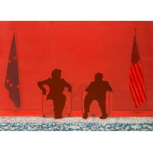 Wiktor Dyndo (ur. 1983), Trudne negocjacje, 2014