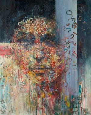 Małgorzata Kosiec (ur. 1975), Blue Morning, 2019