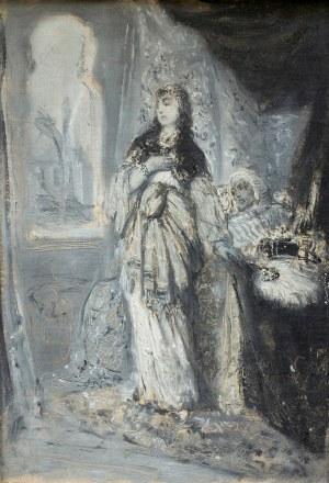 Maurycy Gottlieb (1856-1879), RECHA, 1877