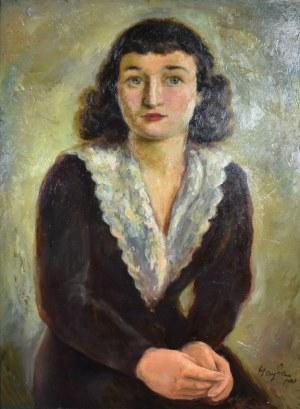 Henryk Hayden (1883-1970), Portret kobiety, 1931