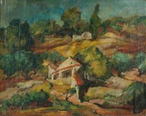 David Seifert (1896-1960), Pejzaż