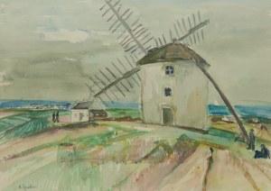 Henryk Epstein (1891-1944), Wiatrak