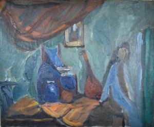Paweł Taranczewski (Ur. 1940), Postać we wnętrzu