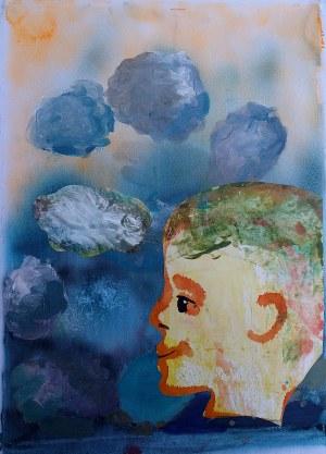 Piotr Romanowski, Główka w chmurach