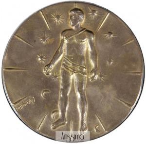 Mitoraj Igor, Medal Articulations