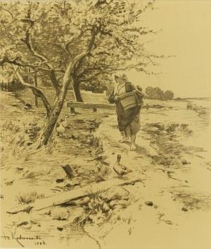 Roman KOCHANOWSKI (1857-1945), Wiosna