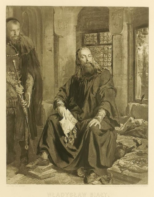 Jan MATEJKO (1838-1893), Władysław Biały