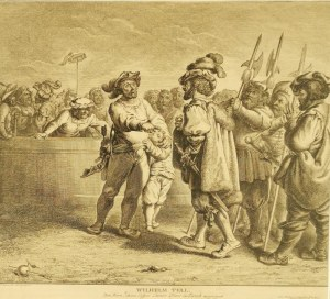 Daniel CHODOWIECKI (1726-1801), Wilhelm Tell