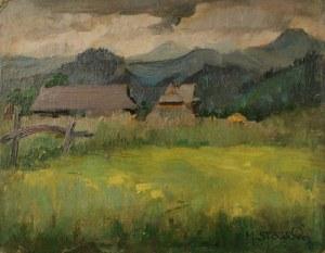 Michał STAŃKO (1901-1969), Pejzaż górski