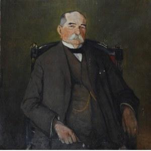 Leopold GOTTLIEB (1879-1934), Portret mężczyzny