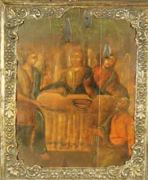 Ikona - Trójca Święta Starotestamentowa