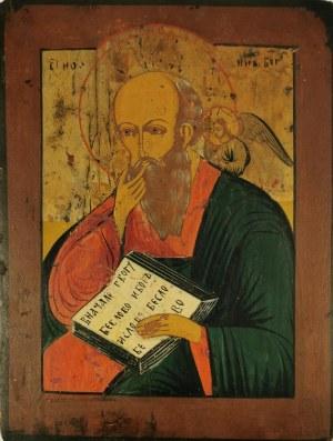 Ikona - Św. Jan Ewangelista