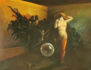 Franciszek C. KULON, (XX / XXI w.), Nocne mary, 1995